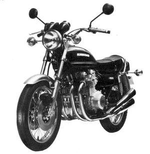 kawasaki kz900a cyclechaos rh cyclechaos com Kawasaki ATV Parts Diagram