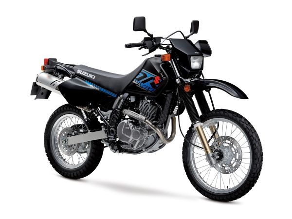 Suzuki DR650S: history, specs, pictures - CycleChaos