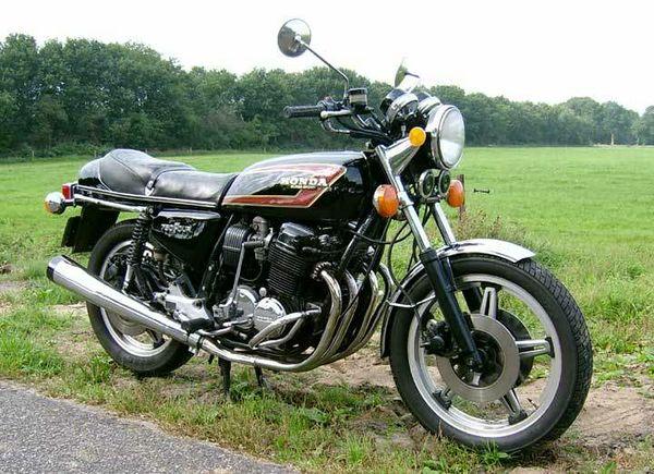 Honda CB750F2 - CycleChaos