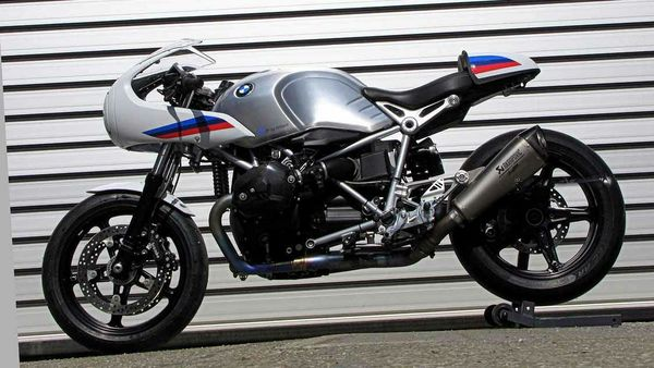 BMW R NineT Boxer Cup 2-0