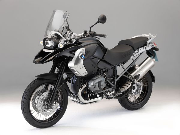 2011 BMW R 1200 GS Triple Black