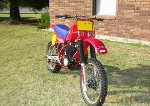 Honda CR480R - CycleChaos