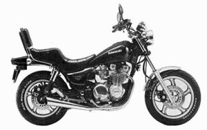 Kawasaki ZN700A LTD: history, specs, pictures - CycleChaos on kawasaki klx110, kawasaki vn2000, kawasaki zzr1400, kawasaki ninja 650r, kawasaki en450, kawasaki kh500, kawasaki z200, kawasaki vn800, kawasaki ks125,