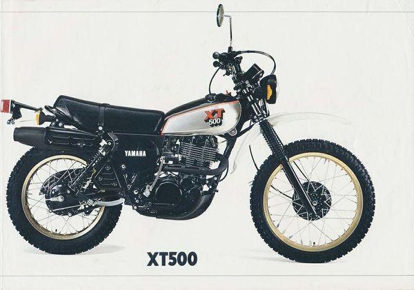 Admirable Yamaha Xt250 Review History Specs Cyclechaos Camellatalisay Diy Chair Ideas Camellatalisaycom