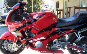 Honda Cbr600f Cyclechaos