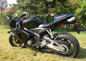 Honda CBR600RR - CycleChaos