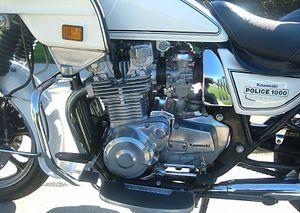 Kawasaki KZ1000P - CycleChaos