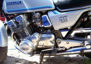 Suzuki GS1100E: history, specs, pictures - CycleChaos