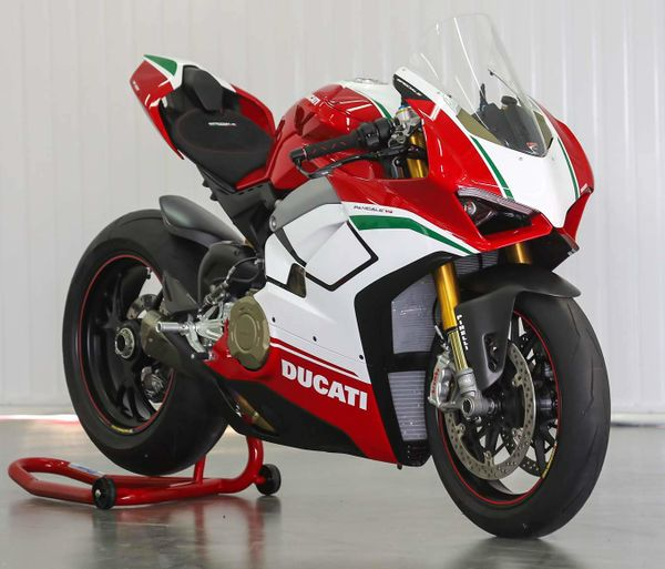 Ducati Panigale V41100 Speciale
