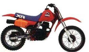honda xr80 cyclechaos rh cyclechaos com 1983 Honda XR80 1991 Honda XR50