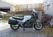 Kawasaki concours 1000 horsepower