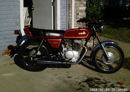 yamaha xs400 history specs pictures cyclechaos. Black Bedroom Furniture Sets. Home Design Ideas