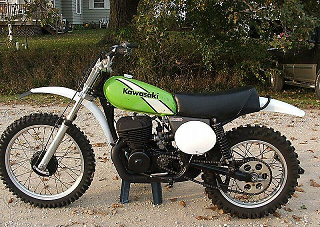 Index of images thumb 5 5b 1975 kawasaki kx400 green 0 jpg