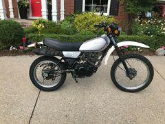 Awe Inspiring Yamaha Xt250 Review History Specs Cyclechaos Camellatalisay Diy Chair Ideas Camellatalisaycom