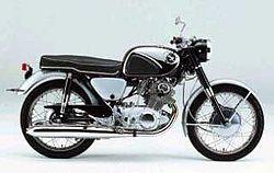 1959 Honda CB72