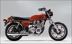 Px Xseleven on yamaha xs1100 special specs
