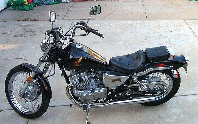 1986 Honda Rebel Cmx250 Specs