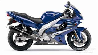 K/&N Air Filter For Yamaha 2000 YZF600R Thundercat