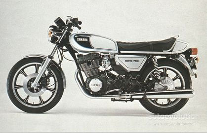 Yamaha XS750: review, history, specs - CycleChaos