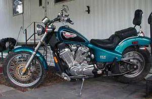 Honda Vt600cd Cyclechaos