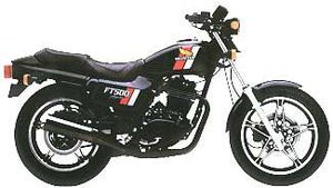 honda ft500 history specs pictures cyclechaos. Black Bedroom Furniture Sets. Home Design Ideas
