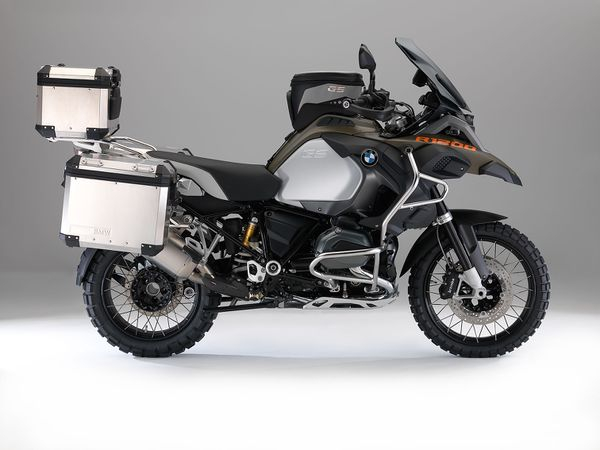 2015 BMW R 1200 GS Adventure