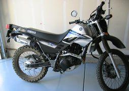 Yamaha XT225: review, history, specs - CycleChaos