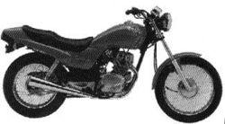 2000 Fork Seal Kit Nighthawk//CB Two Fifty Honda CB 250