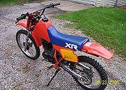 Honda Xr100 Cyclechaos