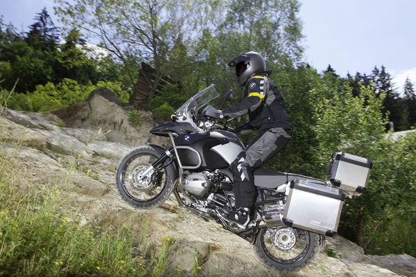2010 BMW R 1200 GS Adventure