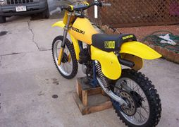 Outstanding Suzuki Rm100 History Specs Pictures Cyclechaos Pdpeps Interior Chair Design Pdpepsorg
