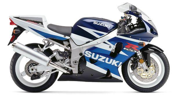 Suzuki GSX-R750: history, specs, pictures - CycleChaos