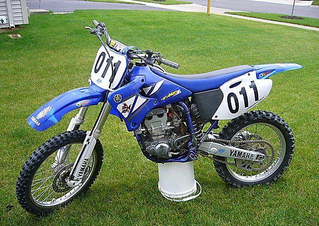 Index of images thumb 8 81 2001 yamaha yz426f blue for Yamaha yz 426