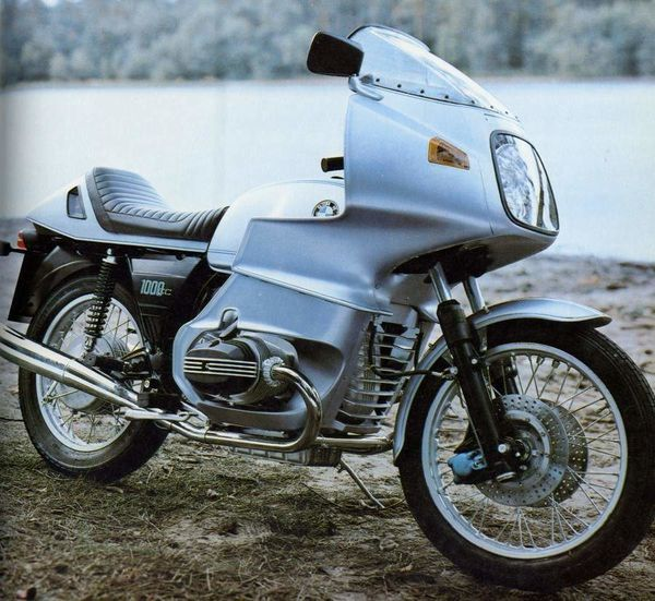 1979 BMW R 100 RS