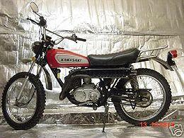 Kawasaki Kv  History