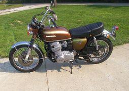 Honda Cb750k Review History Specs Cyclechaos