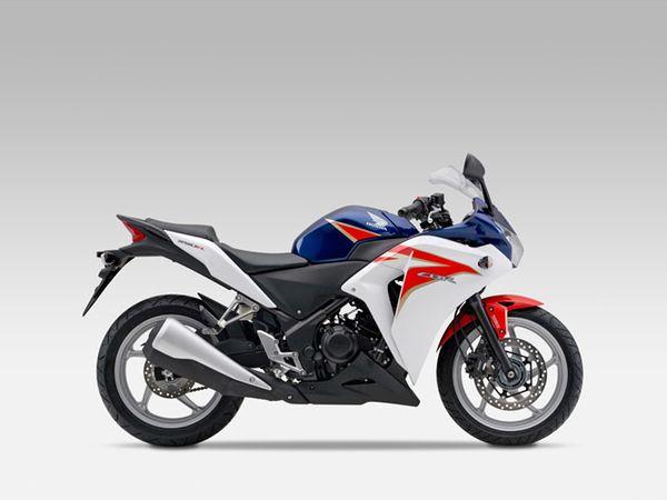 Honda CBR250 - CycleChaos