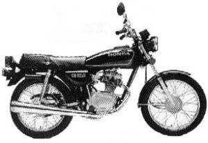 Honda CB125 - CycleChaos