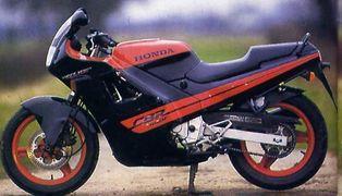 Honda CBR600F - CycleChaos