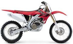 Honda Crf450 Cyclechaos