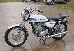 1969 Kawasaki H1