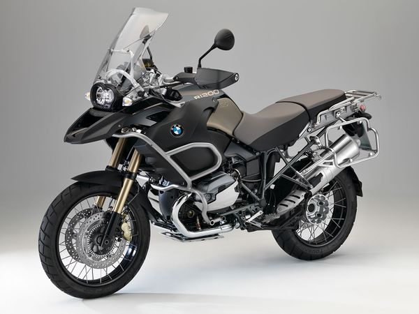 2013 BMW R 1200 GS Adventure 90 Years Special Model