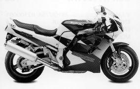 Suzuki GSX-R1100: history, specs, pictures - CycleChaos