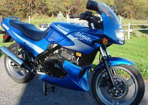 Kawasaki EX500D - CycleChaos
