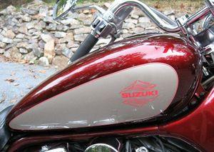 Suzuki Intruder 1400 Top Speed