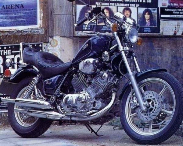 Yamaha Xv750 Virago 750 Review History Specs Cyclechaos
