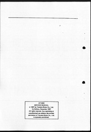 File:Yamaha DT125 1988 Service Manual.pdf - CycleChaos