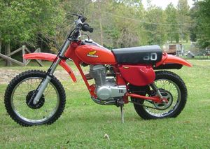 Px Honda Xr Red