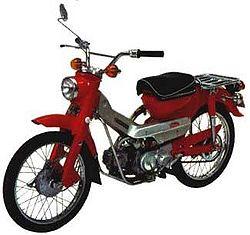 Honda CT50