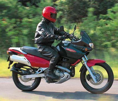 Suzuki XF 650 Freewind 650 cm³ 1999 - Pielavesi